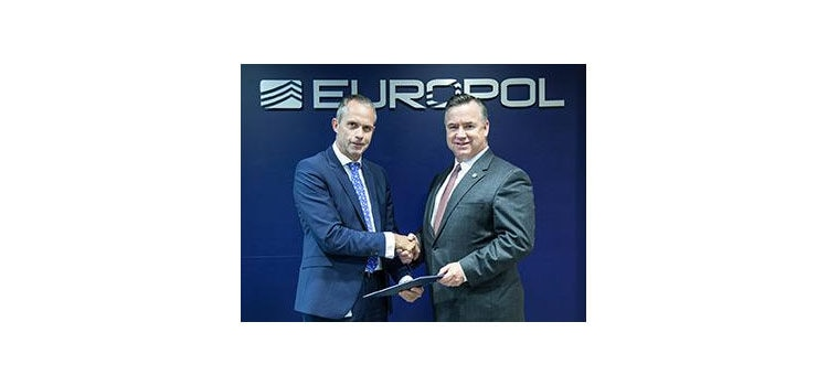U.S. Diplomatic Security Service (DS) Deputy Assistant Secretary John M. Eustace and Europol Deputy Director Wil van Gemert signed the agreement.
