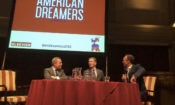 CDA Crowley at American Dreamers event in Amsterdam organized by Elsevier