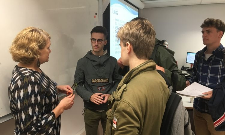 Student Visa Tour Delft