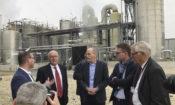 Ambassador Hoekstra visits the Province of Groningen