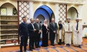Imam Mohamad Bashar Arafat visits the Netherlands