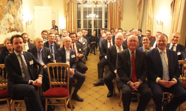 Ambassador Hoekstra hosts the Transatlantic Christian Council