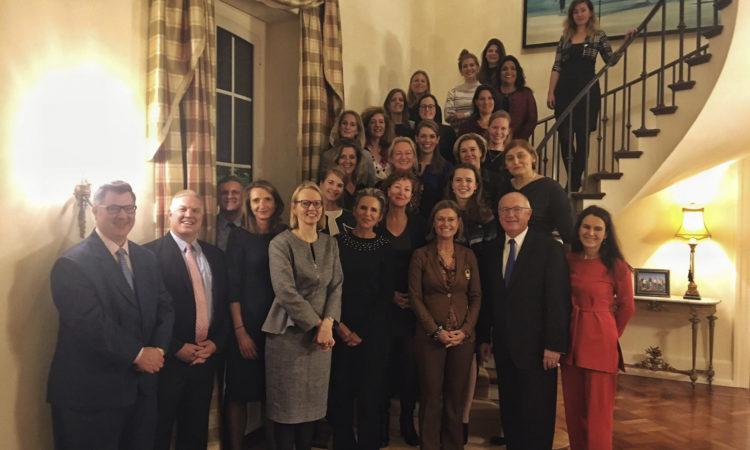 Walking Dinner for Women's Entrepreneurship Day Offers Networking Opportunities